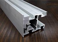 Алюминиевый профиль для дверного полотна, 6,3 пог.м.