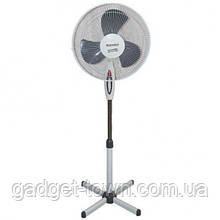 Вентилятор напольный GRUNHELM с подсветкой