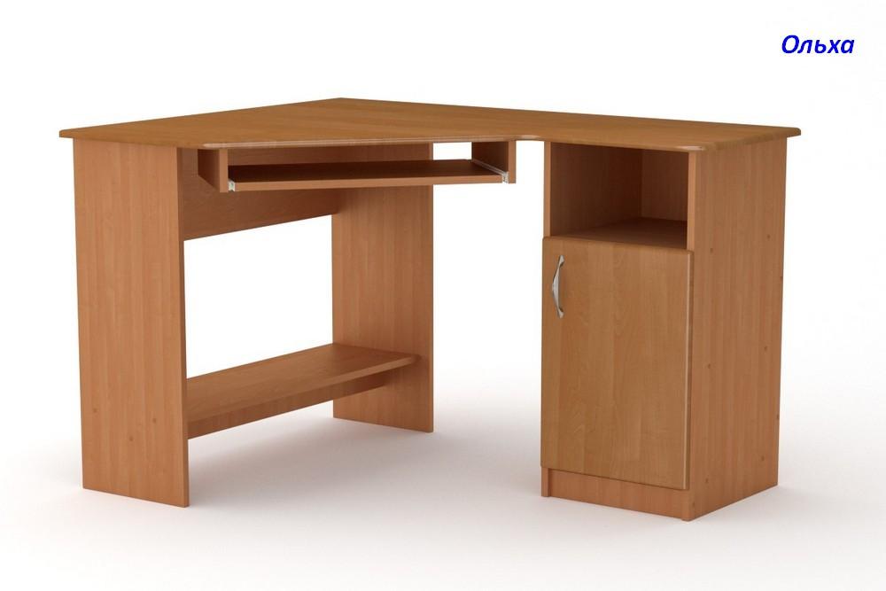 Угловой компьютерный стол СУ - 13 МДФ