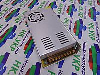 Блок питания 360W, 12V, 30А (360Вт, 12В) для светодиодных лент, модулей, линеек MN-360-12