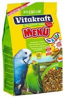 Vitakraft Menu Kids корм для волнистых попугаев.