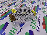 Блок питания 60W, 12V, 5А (60Вт, 12В) для светодиодных лент, модулей, линеек MN-60-12