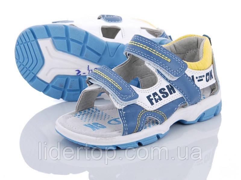 Босоножки Сандалии Мальчик  ТМ Ok-Shoes  21-25 р