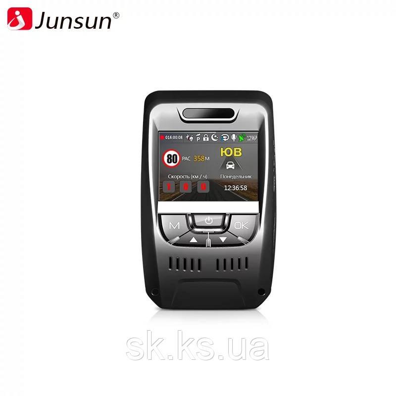 Автомобильный радар детектор оригинал junsun  A7880 видеорегистратор