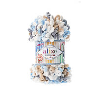 Alize Puffy Fine Color № 5946