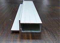 Алюминиевый профиль для внутреннего открывания дверного полотна 6 пог.м.