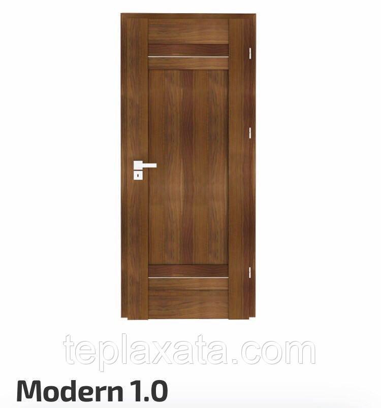 Межкомнатная дверь VERTO Lada Modern 1.0, 1.1