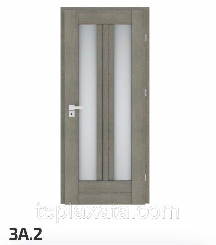 Межкомнатная дверь VERTO Lada 2А.0, 2А.1, 3А.0, 3А.1, 3А.2