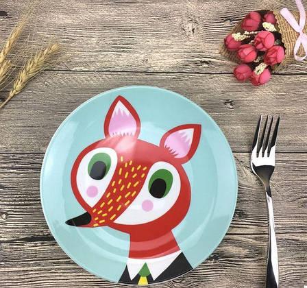 Детская Тарелка Mister Fox (123369), фото 2