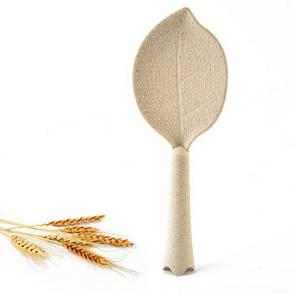 Ложка для Риса, Пшеницы Beige (123367), фото 2
