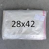 Пакет упаковочный с липкой лентой 28х42 (1000шт.)