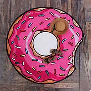 Пляжный коврик Пончик (123462)