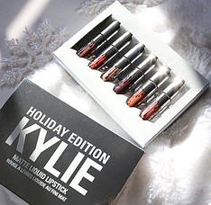 Набор Матовых Помад KYLIE Jenner Holiday Edition (123426), фото 3