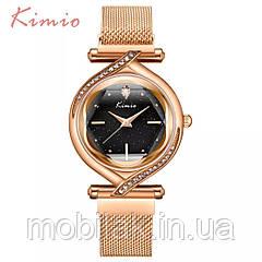 Женские часы KIMIO 3D Звездное небо Black