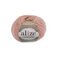 Alize Lanacoton светло-розовый № 393