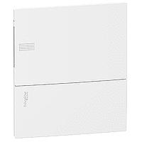 Щит встраиваемый Mini Pragma 8 модулей белая дверь (MIP22108)