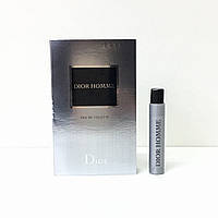 CHRISTIAN DIOR Dior Homme (Кристиан Диор Диор Хом) туалетная вода - 1ml  (пробник)