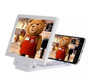 Увеличитель 3D экрана мобильного телефона (123689), фото 2