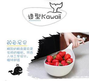 Подставка для фруктов и овощей в виде Кита 1.5 л (123985), фото 2