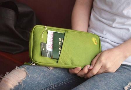 Органайзер для Путешествия Авиа Зеленый (123402), фото 2