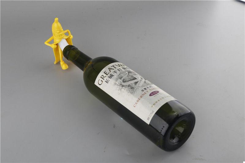 Пробка для бутылки Банан (123512)