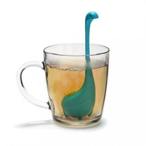 Заварник для чаю Nessie (Блакитний) (123471)