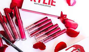 Набор Матовых Помад KYLIE matte lipstick (123425), фото 2