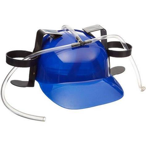 Шлем для пива (Синий) (123537), фото 2