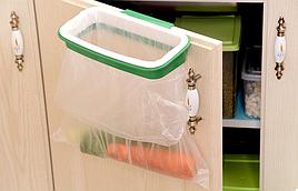 Держатель полотенец и мусорного пакета (123640)