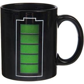 Чашка Хамелеон Батарейка (123545), фото 2