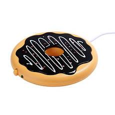 USB подставка с подогревом для чашки Пончик (123632), фото 3