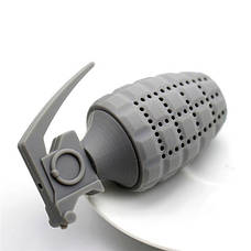 Силиконовый заварник для чая Граната (123451), фото 2