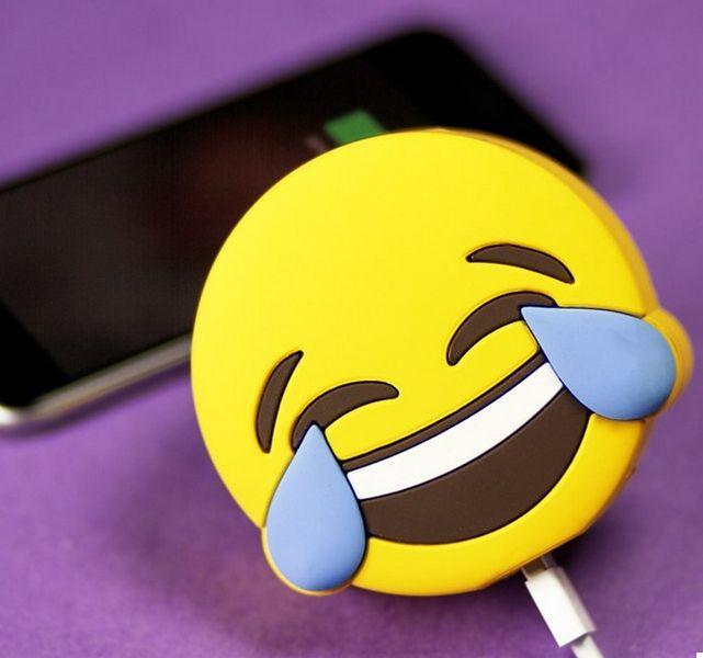 Портативная Батарея Эмоции Смех (123452)
