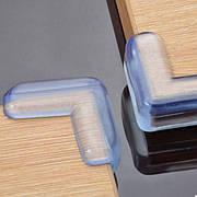 Силіконова захист кутів меблів (123792)