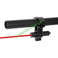 Лазерный прицел NcStar (красный луч)