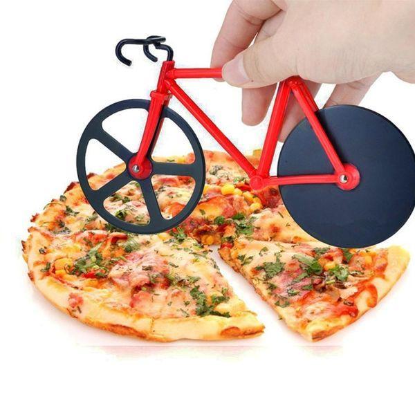 Ніж для піци Велосипед (Червоний) (123696)