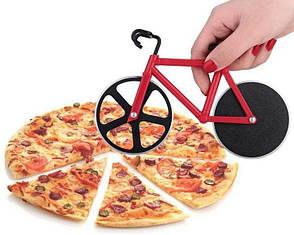 Нож для пиццы Велосипед (Красный) (123696), фото 2