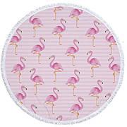 Пляжный коврик Flamingo (123767)