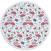 Пляжний килимок Summer Flamingo (123768)