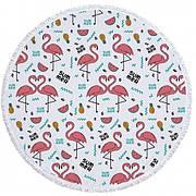 Пляжный коврик Summer Flamingo (123768)