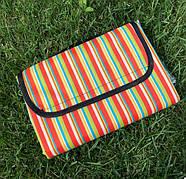 Водонепроницаемый коврик для пикника Orange (123874)