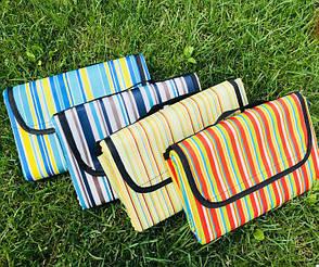 Водонепроницаемый коврик для пикника Orange (123874), фото 2