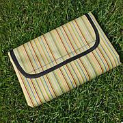 Водонепроницаемый коврик для пикника Green (123875)