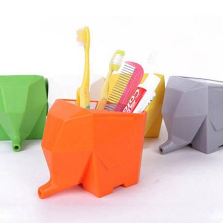 Сушилка для столовых приборов Слон (Orange) (123880), фото 2