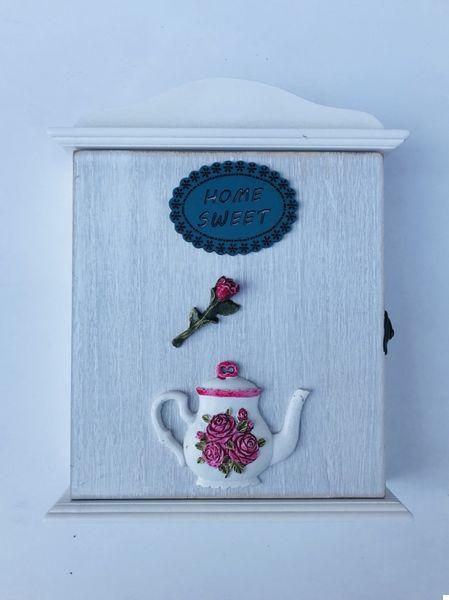 Ключниця настінна Home Sweet (123912)