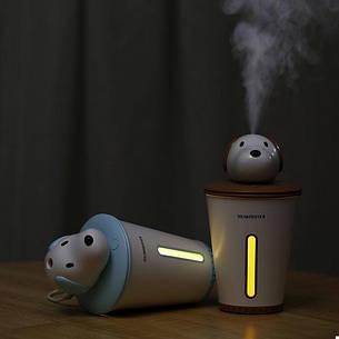 Міні зволожувач повітря humidifier Puppy Blue (123923), фото 2
