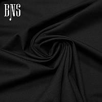 Костюмная ткань (Кристина) чёрный