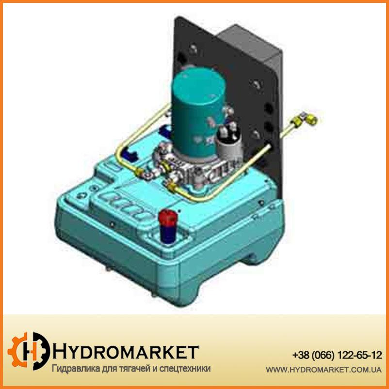 Гидравлический блок питания 1A1- 1A1+ EMERGENCY OMFB