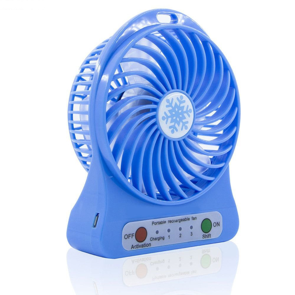 Настольный мини-вентилятор Portable mini Fan XSFS-01, фото 1