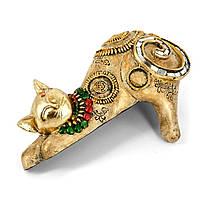 Сувенир статуэтка кошки на полку ZHS74317-A